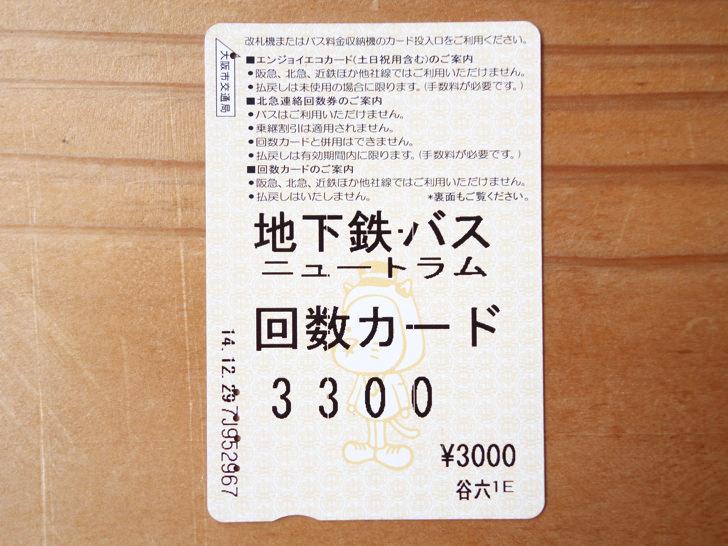 定期 券 メトロ 払い戻し 大阪