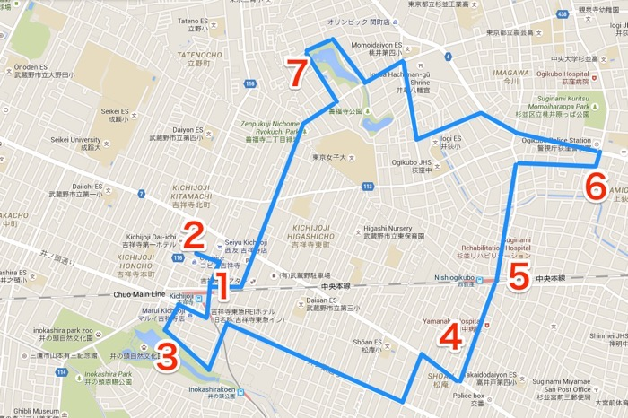 引用:地図データ ©2015 Google,SK ...