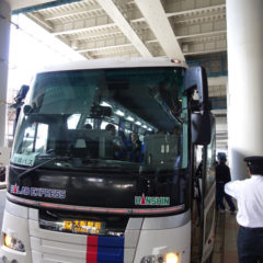 関西国際空港から大阪駅(梅田駅)までのバスは直通が便利だけど料金は最安ではない