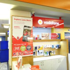 ウェリントン国際空港でSIMカードを購入してネットに接続する方法