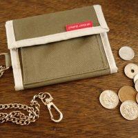 子供の財布と小銭