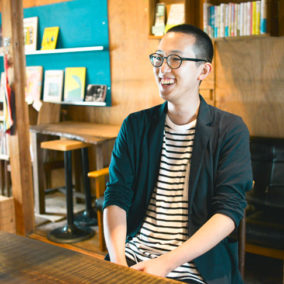 熱海時代の生活費は5万!鳥取にあるブックカフェ「ホンバコ」のりょうかんさんが語る理想の生き方
