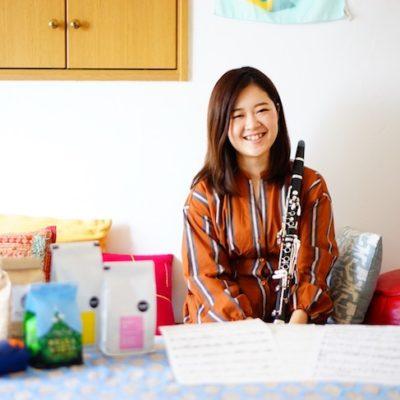新しいジャンルへの挑戦が、音楽家としての道をより自由にした|クラリネット奏者・安藤綾花