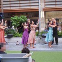 無料で楽しめる!ハワイ・オアフ島のウォールアートとフラダンスショーの楽しみ方