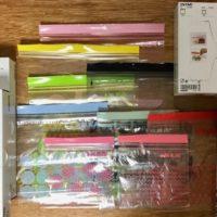 キッチンで大活躍のフリーザーバッグ。ジップロック、コストコ、IKEA、ダイソー等を徹底比較