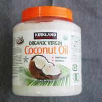 コストコ「オーガニックココナッツオイル」のカロリー・値段・使い方と利用した感想