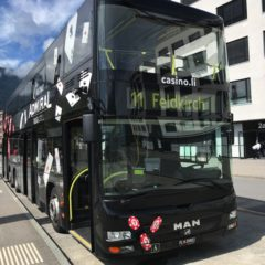 リヒテンシュタインへの行き方・バスに乗ってサルガンスからファドゥーツまで行った方法を写真つきで紹介