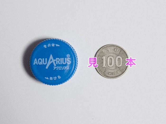 100 円 玉 の 花